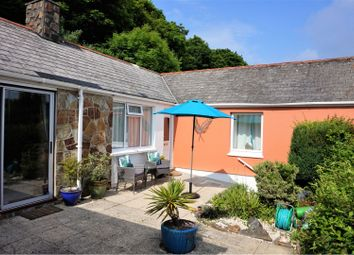 Thumbnail 4 bed bungalow for sale in New Portreath Road, Bridge, Redruth