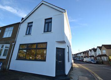 Thumbnail 1 bed flat to rent in Fleece Road, Long Ditton, Surbiton