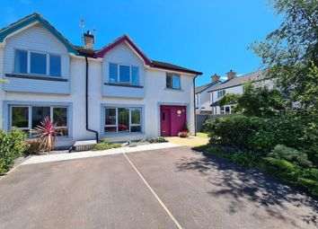 Thumbnail 3 bed semi-detached house for sale in Shaftesbury Park, Bangor