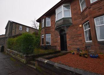 Thumbnail 1 bed flat to rent in Portland Street, Coatbridge