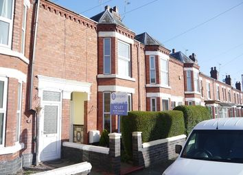 Thumbnail 3 bedroom town house to rent in Ernest Street, Crewe, Cheshire
