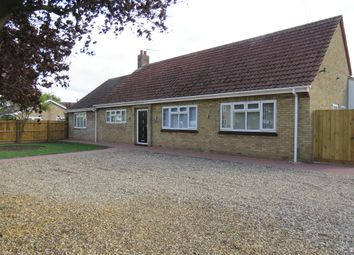 Thumbnail 3 bed detached bungalow for sale in Elliott Road, March