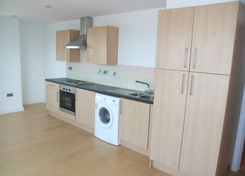 Thumbnail 1 bed flat to rent in Navigation Street, Leicester