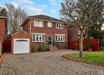 Thumbnail 4 bed detached house for sale in Gloucester Drive, Staines-Upon-Thames, Surrey