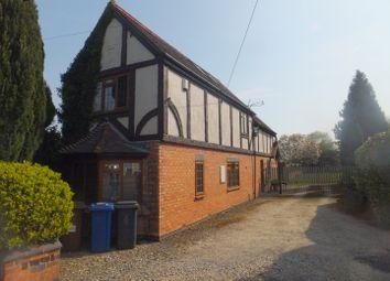 Birmingham Road, Shenstone Wood End, Lichfield WS14. 3 bed detached house for sale
