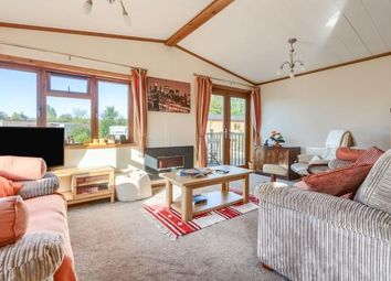 Thumbnail 2 bed bungalow for sale in Riverside Park, Upper Beeding, Steyning, West Sussex