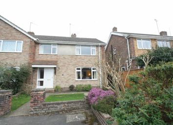 Thumbnail 3 bed semi-detached house to rent in Mayfair Drive, Newbury