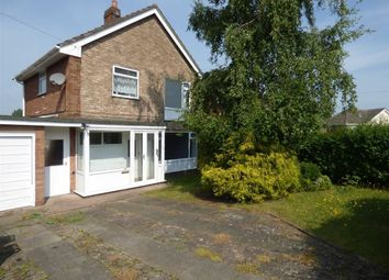 Thumbnail 3 bedroom detached house to rent in Ascot Road, Stafford