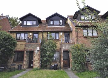 Thumbnail 1 bed maisonette to rent in Reynolds Close, Colliers Wood, London