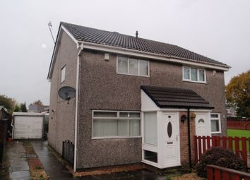 Thumbnail 2 bed semi-detached house to rent in Spey Drive, Renfrew