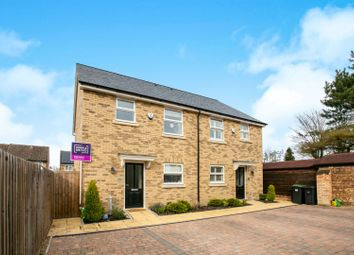 Thumbnail 3 bed semi-detached house for sale in Church Lane, Arlesey