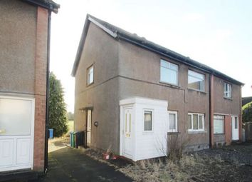 Thumbnail 1 bed flat for sale in 28, Thistle Street, Cowdenbeath, Fife KY48Nf