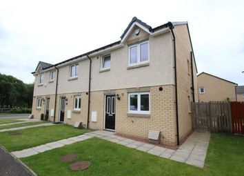 Thumbnail 3 bed end terrace house for sale in Pear Tree Drive, Stepps, Glasgow, North Lanarkshire