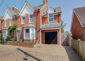 Thumbnail 5 bed semi-detached house for sale in New Road, Headcorn, Ashford
