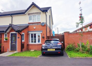 Thumbnail 3 bed semi-detached house for sale in Reedsdale Road, Manchester
