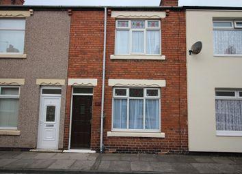 Thumbnail Terraced house to rent in Marlborough Street, Hartlepool