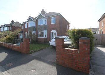 Thumbnail Semi-detached house to rent in Whitefield Road, Penwortham, Preston, Lancashire