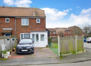 3 bed end terrace house for sale in Elventon Close, Folkestone CT19