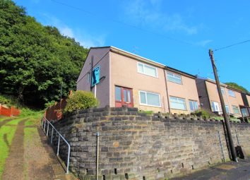 Thumbnail 3 bed semi-detached house for sale in Shelone Road, Briton Ferry, Neath
