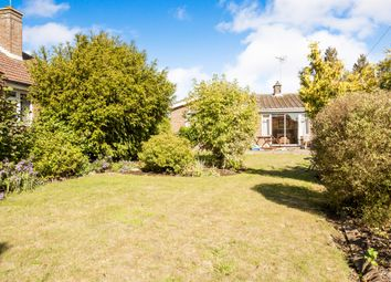 Thumbnail 3 bed detached bungalow for sale in Eythrope Road, Stone, Aylesbury