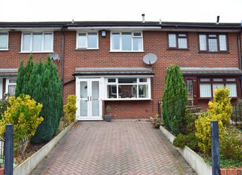 Thumbnail 3 bed town house for sale in Frederick Avenue, Penkhull, Stoke-On-Trent