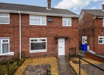 Thumbnail 3 bedroom semi-detached house to rent in Haslemere Avenue, Milton, Stoke-On-Trent
