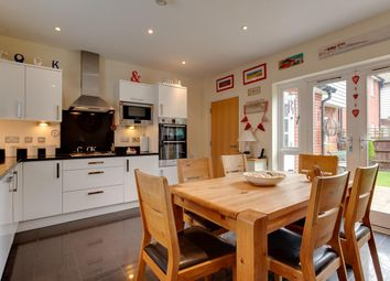 Thumbnail 4 bed link-detached house for sale in Cravenwood Close, Weeley, Clacton-On-Sea