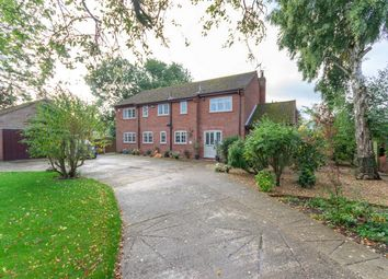 Thumbnail 5 bedroom detached house for sale in The Street, Sculthorpe, Fakenham