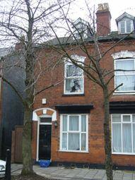 Thumbnail 3 bed terraced house to rent in Marroway Street, Edgbaston, Birmingham