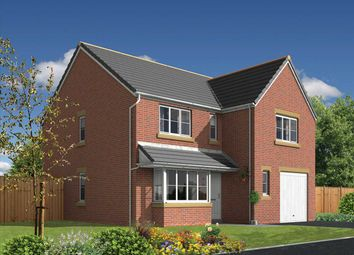Thumbnail 4 bed detached house for sale in Interface Business Park, Binknoll Lane, Royal Wootton Bassett, Swindon