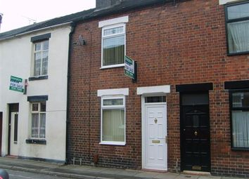 Thumbnail 2 bed terraced house for sale in Cummings Street, Hartshill, Stoke On Trent