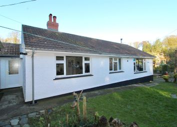 Thumbnail 3 bed detached bungalow for sale in Trenance, St. Keverne, Helston