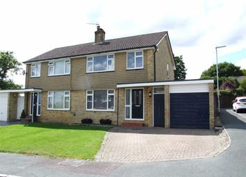 Thumbnail 3 bed property to rent in Burns Way, East Grinstead, West Sussex