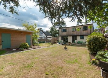 Thumbnail 5 bed detached house for sale in Bushy Hill Road, Westbere, Canterbury