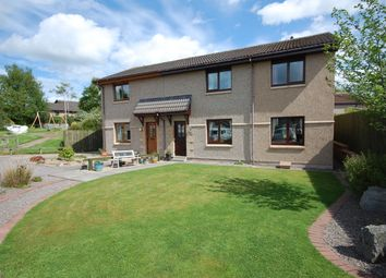 Thumbnail 4 bed semi-detached house for sale in Spey Avenue, Fochabers
