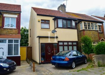 Thumbnail 3 bedroom semi-detached house for sale in Cromwell Road, Southend-On-Sea, Essex