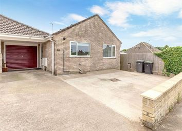 Thumbnail 2 bed detached bungalow for sale in Park Crescent, Washingborough, Lincoln