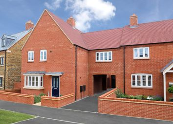 "Thumbnail 4 bedroom link-detached house for sale in ""Chesham Special"" at Halse Road, Brackley"