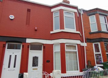 Thumbnail 3 bed terraced house to rent in Highfield Grove, Wirral, Merseyside, England