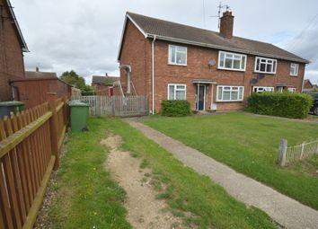 Thumbnail 2 bedroom maisonette to rent in Crane Avenue, Yaxley, Peterborough
