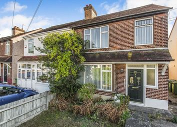 Thumbnail 3 bed semi-detached house for sale in Avondale Road, Ashford
