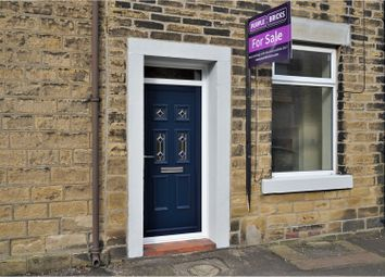 Thumbnail 2 bed terraced house for sale in Wood Street, Glossop