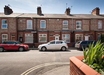 Thumbnail 2 bedroom terraced house to rent in Ratcliffe Street, York