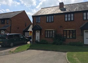 Thumbnail 3 bed semi-detached house for sale in Millwright Close, Banbury