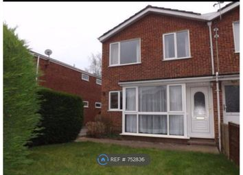 Thumbnail 2 bed semi-detached house to rent in Alexandra Road, Southampton