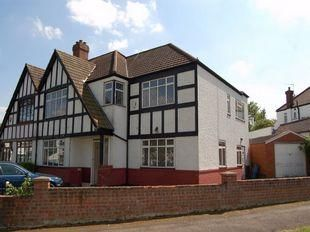 Thumbnail 7 bed semi-detached house to rent in Holt Road, North Wembley