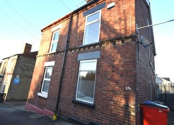 Thumbnail 4 bed terraced house to rent in Thirlwell Road, Heeley, Sheffield