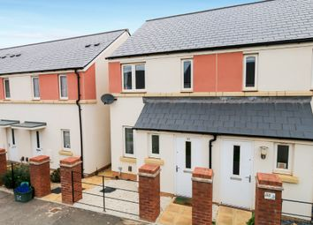 2 bed semi-detached house for sale in Tillhouse Road, Cranbrook, Exeter EX5