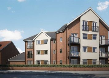 Thumbnail 1 bed flat for sale in Eagle Way, Hampton Centre, Peterborough