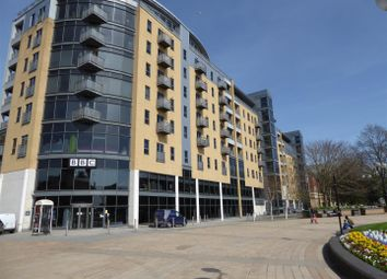 Thumbnail 1 bed flat for sale in Queens Dock Avenue, Hull